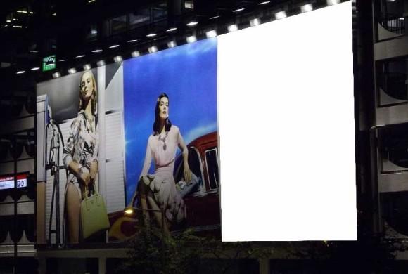 Sentenza sulla tassabilità dei mezzi pubblicitari installati abusivamente